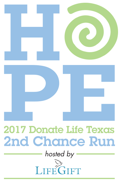 Hope   2017 2nd Chance Run   Hosted by LifeGift